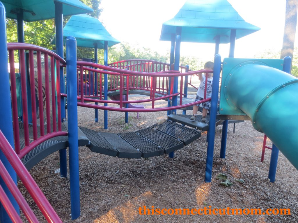 Mollys Playground -Small Playscape Bridge