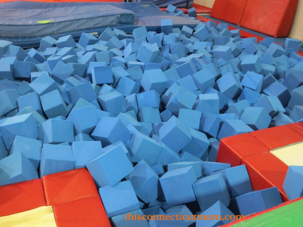 Suffield Gym- Ball Pit