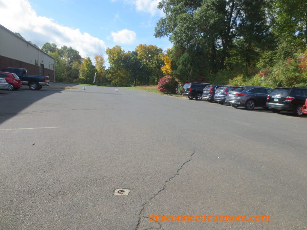 Suffield Gym- Parking