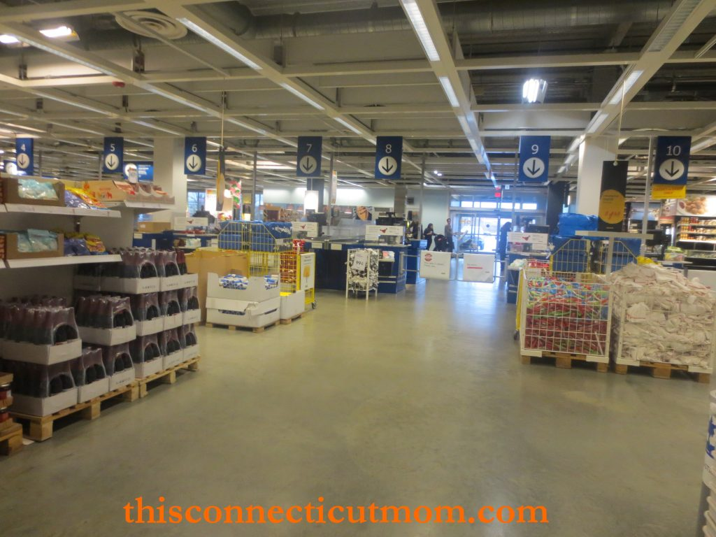 IKEA - check out