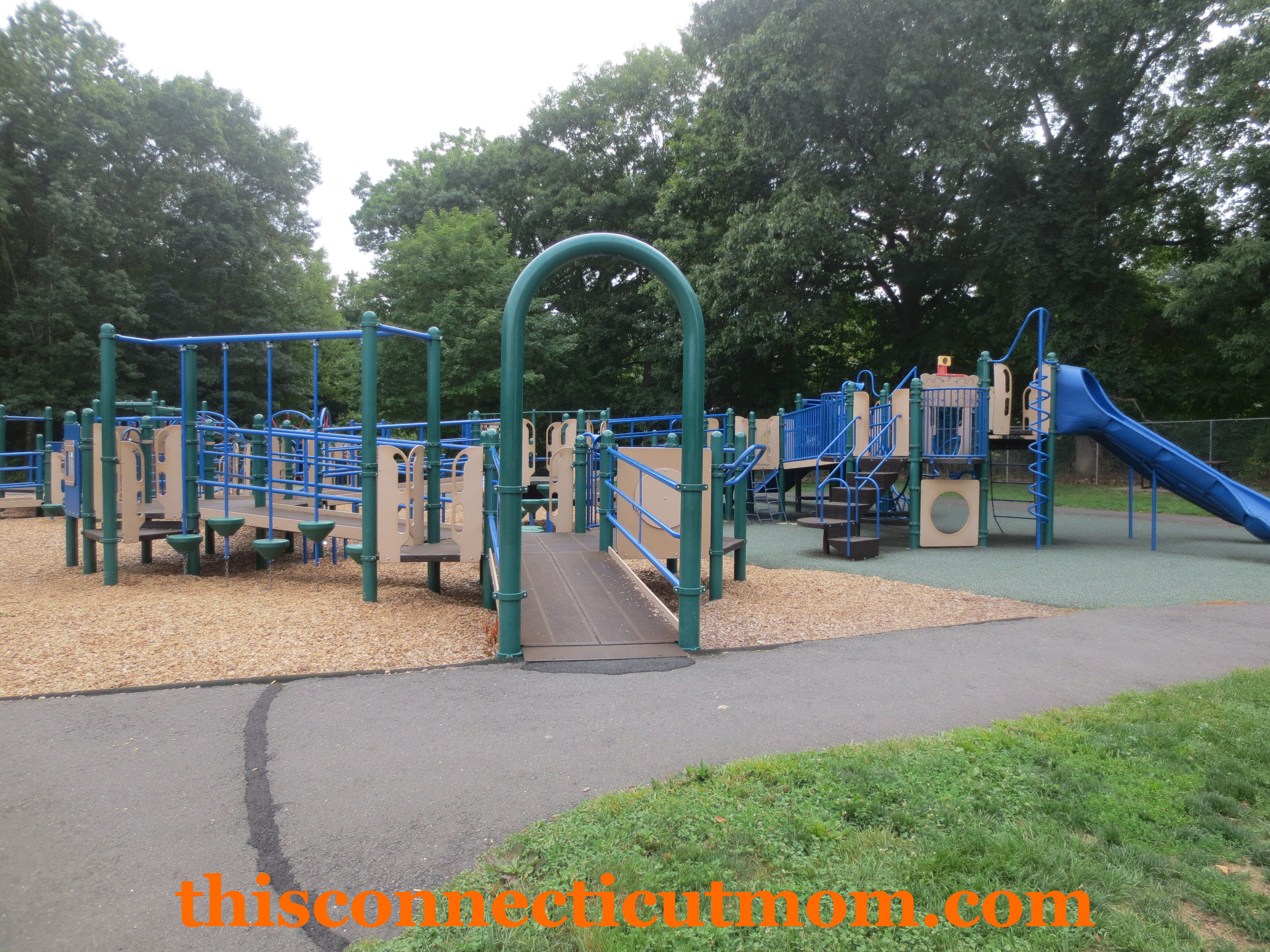 Northwest Park Amp Playground In Manchester