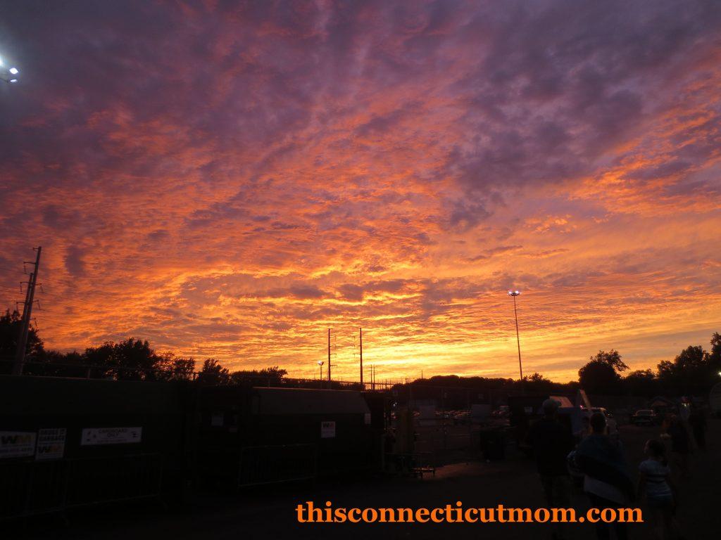 Big E - Sunset