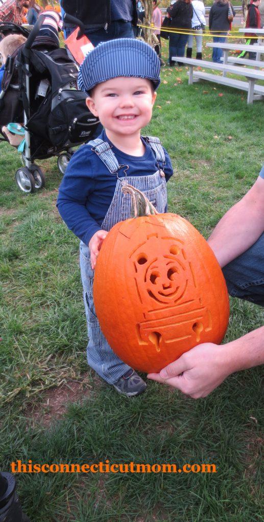 Enfield JOLF - Thomas pumpkin