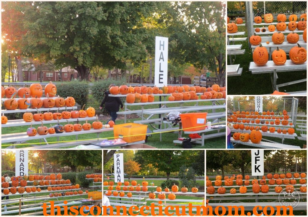 Enfield JOLF - Pumpkins