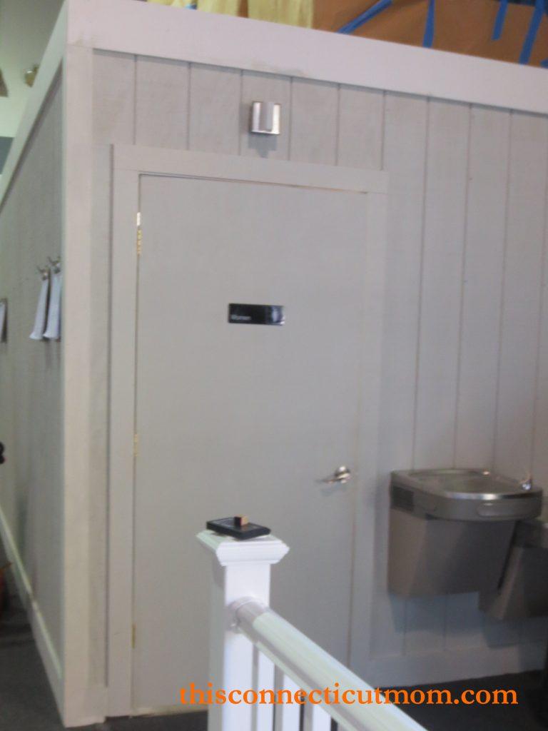 Suffield Gym- Bathroom