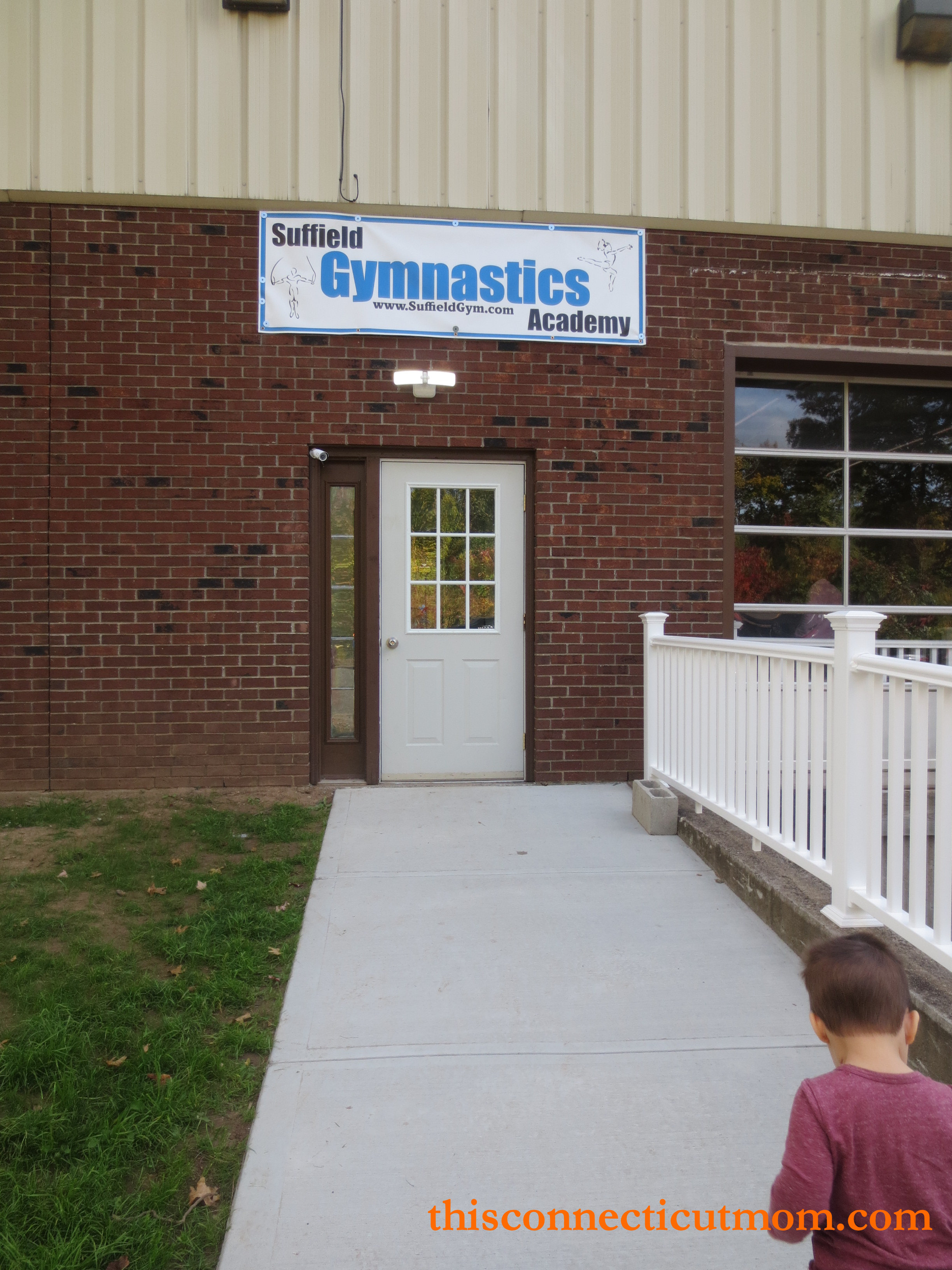 academy garage doorSuffield Gymnastics Academy Preschool Playgroup