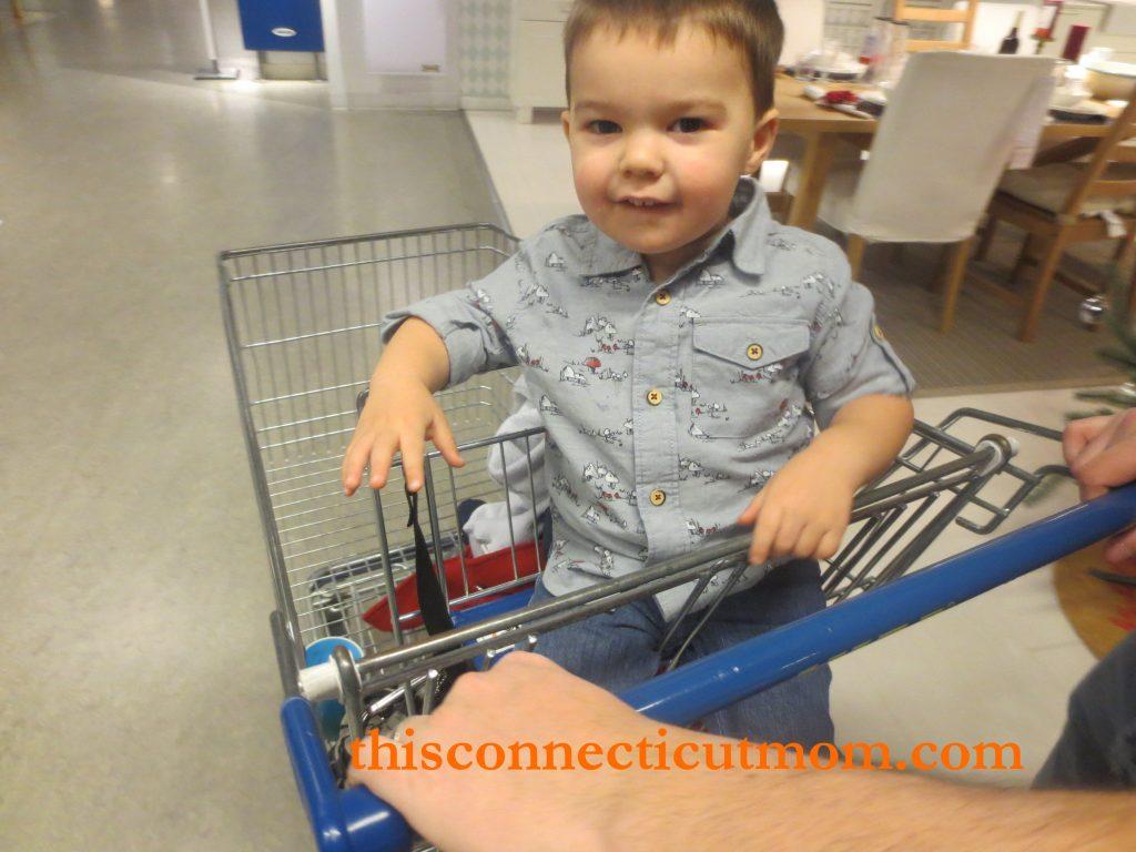 IKEA - carts