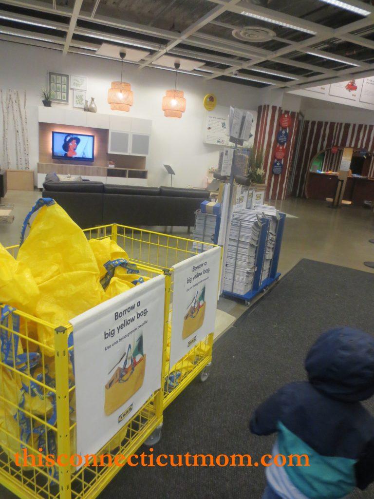 IKEA - entrance