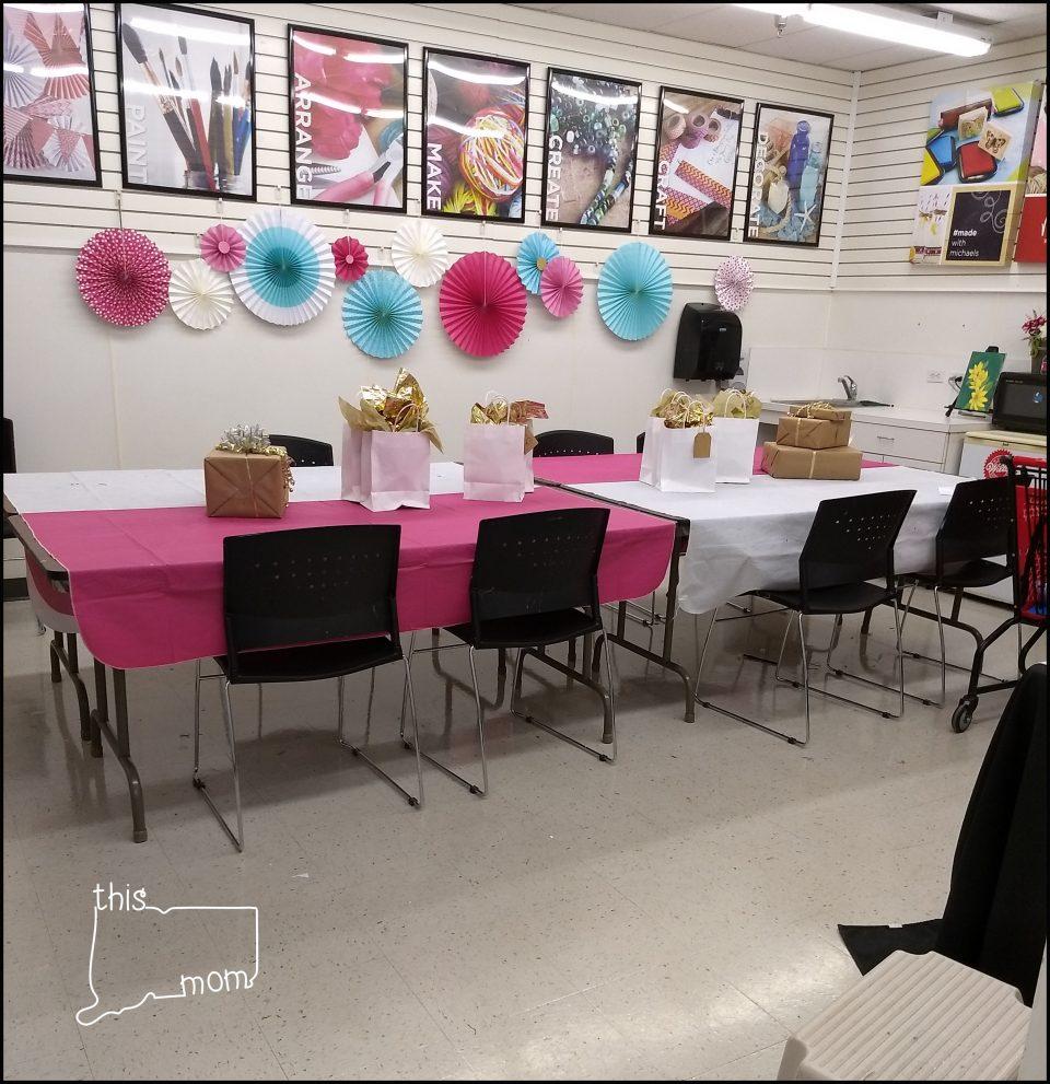 Michaels Kids Club Craft Workshops