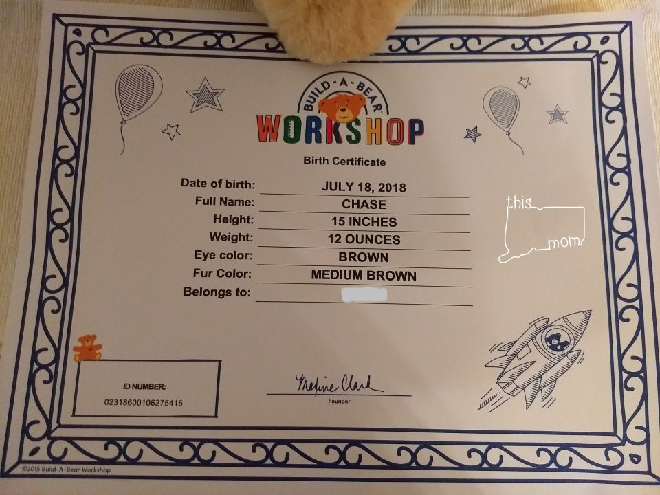 Build A Bear Workshop In Manchester Ct